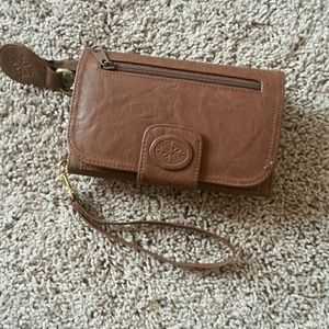 Handbags - Brown wallet